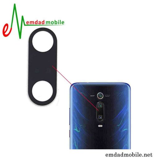 شیشه دوربین شیائومی Xiaomi Redmi K20