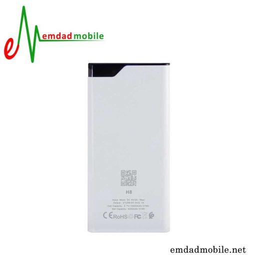 پاور بانک اصلی شیائومی 10000 Xiaomi Kunfulon H8