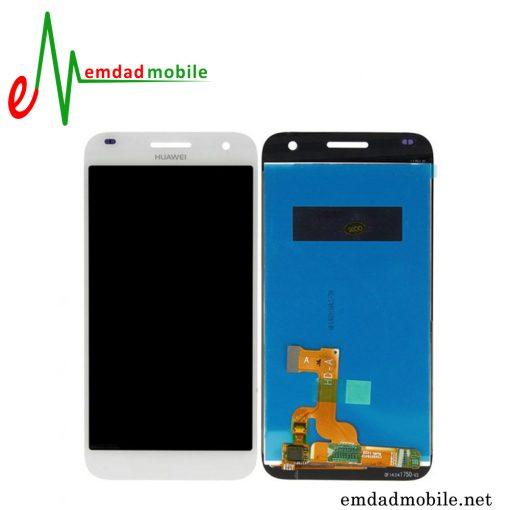 تاچ ال سی دی اصلی گوشی هوآوی Huawei Ascend G7 با آموزش تعویض