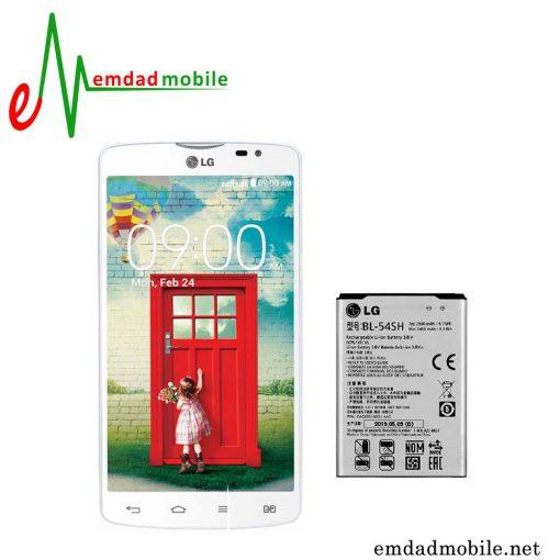 قیمت خرید باتری اصلی گوشی ال جی LG L80 Dual - BL-54SH