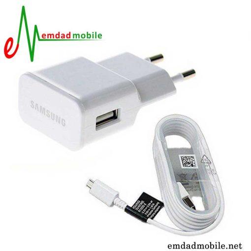 قیمت خرید شارژر، کابل شارژ و آداپتور اصلی سامسونگ Samsung Galaxy M01