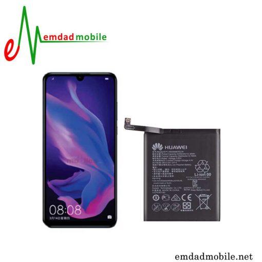 قیمت خرید باتری اصلی گوشی Huawei nova 4e - HB56887CEW