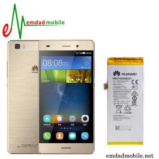 قیمت خرید باتری اصلی گوشی هواوی Huawei P8 Lite با آموزش تعویض