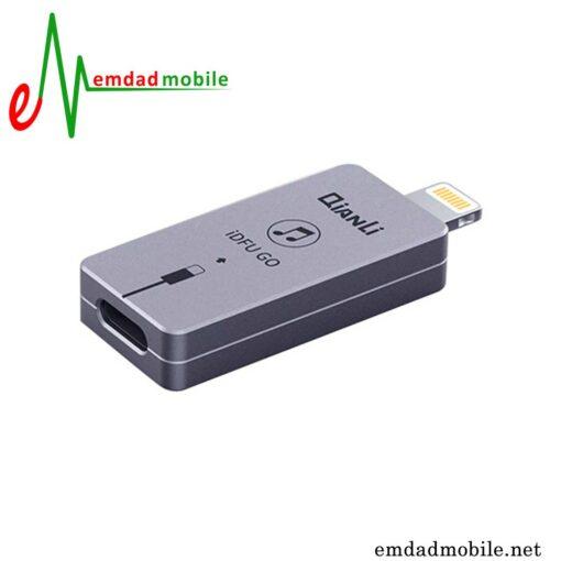 دانگل QianLi iDFU GO برای ریکاوری سریع گوشی آیفون