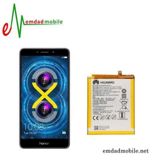 قیمت خرید باتری اصلی گوشی هوآوی Huawei Honor 6X با آموزش تعویض