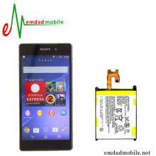 باتری اصلی گوشی Sony Xperia Z2 با آموزش تعویض