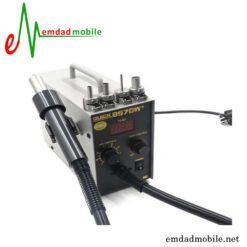 قیمت خریدهیتر تک کاره تعمیرات موبایل مدل +Quick 857DW