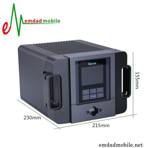 قیمت خرید هیتر دیجیتال مدل Quick TR1300A