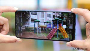 دوربین اصلی گوشی سامسونگ Galaxy M20