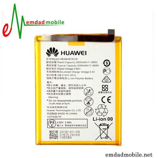 باتری اصلی گوشی Huawei Y6 Prime (2018) - HB366481ECW